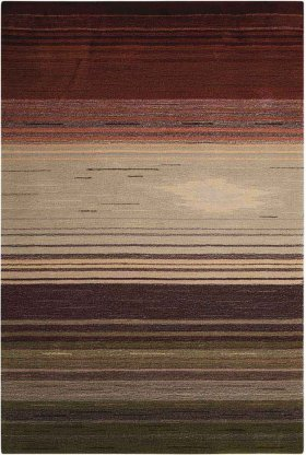 Contour Con15 Fores Rectangle Rug 3'6'' X 5'6''