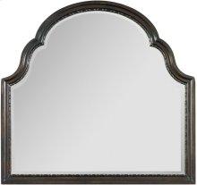 Treviso Shaped Landscape Mirror