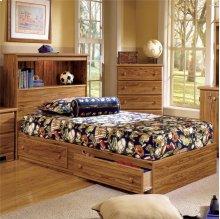 2-Drawer Mates Bed Base (add a hdbd)