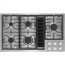 "36"" JX3 Gas Downdraft Cooktop Product Image"