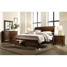 Queen Sleigh Bed Headboard Product Image