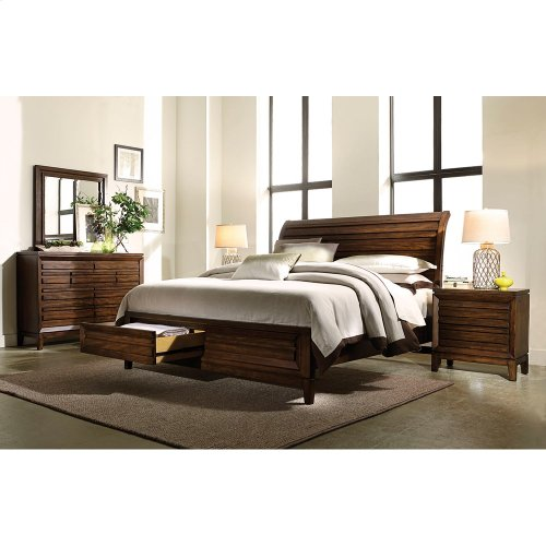 Queen Bed Side Rails