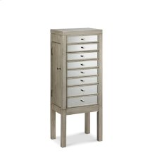 Whitley Jewelry Armoire
