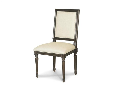 Bergere Chair - Brownstone