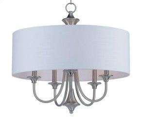 Bongo 5-Light Pendant