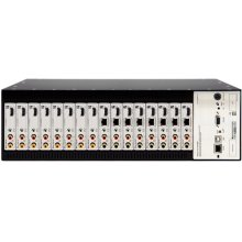 8 Inputs to 8 Outputs HDBT via Single CAT6/STP Matrix Switcher with Audio Distribution & Compass Control Routing (Please Note: RX Extenders are sold separate, Model Number: KD-CATHD500RX)