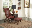 Chair & Ottoman Product Image