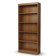5-Shelf Bookcase - Morgan Cherry
