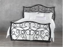 Indus Iron Bed