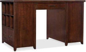 Wendover Utility Desk (Two Bookcase Pedestals)