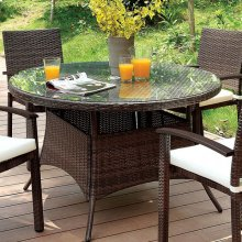 Shania Patio Dining Table