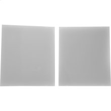 Jenn-Air® Expressions™ Collection Cooktop Grill Covers-White