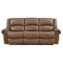 Emerald Home Spencer Power Sofa Brown U7122-18-25