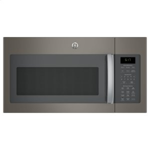 ®1.7 Cu. Ft. Over-the-Range Sensor Microwave Oven - SLATE