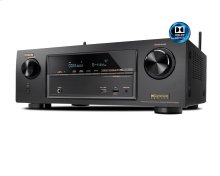 7.2 Channel Full 4K Ultra HD A/V Receiver with Bluetooth and Wi-Fi