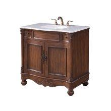 36 in. Single Bathroom Vanity