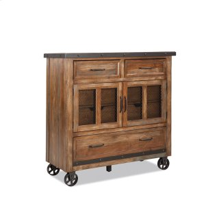 Bedroom - Taos Seven Drawer Media Chest