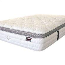 Queen-Size Alyssum I Euro Pillow Top Mattress