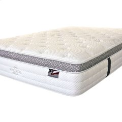 Queen-Size Alyssum I Euro Pillow Top Mattress Product Image
