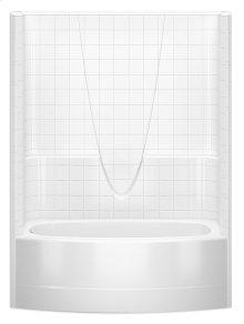 2603BSTM - AFR Tub-Shower