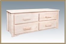 Homestead 4 Drawer Sitting Chest