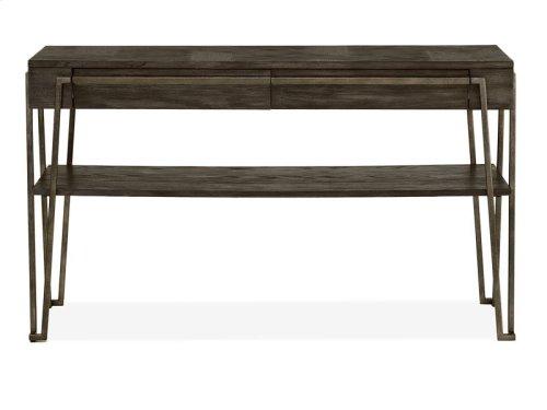 Open Metal Sofa Table