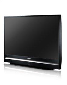 """67"""" widescreen DLP® HDTV w/1080p resolution"""