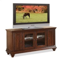 Windward Bay 63-Inch TV Console Warm Rum finish Product Image
