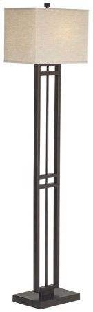 Central Loft Floor Lamp Product Image