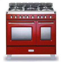 "Verona Classic 36"" Gas Double Oven Range"