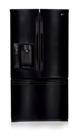 3-Door French Door Refrigerator with Ice and Water Dispenser (28 cu.ft.)