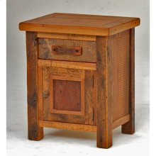 Stony Brooke - Nightstand With 1 Door and 1 Drawer