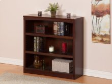 Harvard 36in Book Shelf in Walnut