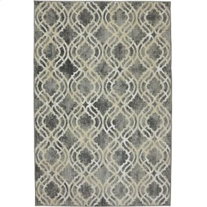 Potterton Ash Grey Rectangle 9ft 6in X 12ft 11in