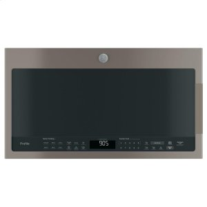 GE ProfileSeries 2.1 Cu. Ft. Over-the-Range Sensor Microwave Oven