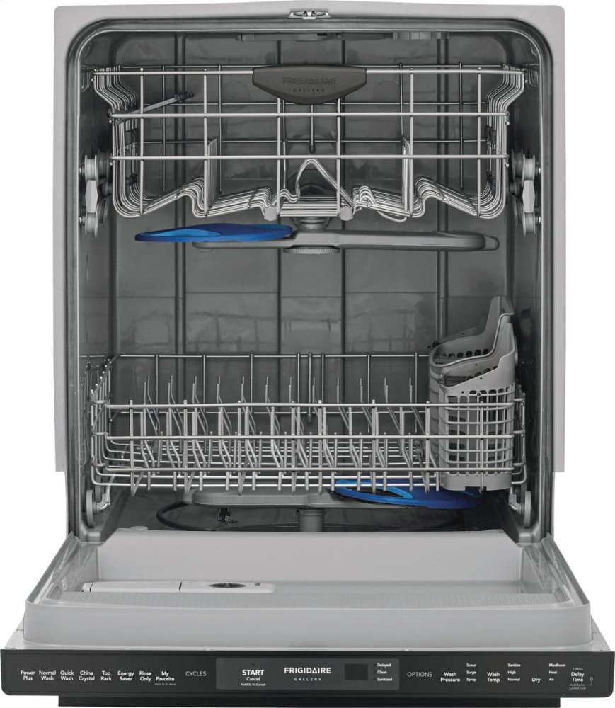 Gallery 24'' Built-In Dishwasher with Dual OrbitClean® Wash System Photo #3