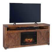 "72"" Fireplace Console Product Image"