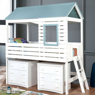Omestad Twin Size House Bed