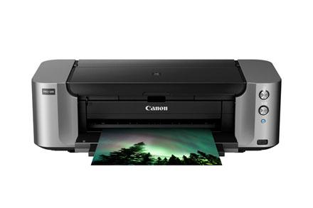 Canon PIXMA PRO-100 Professional Inkjet Printer