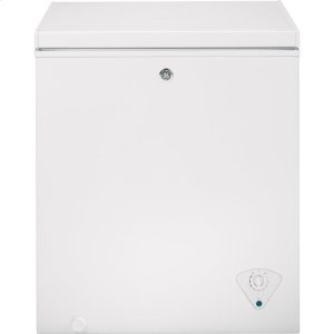 GE®5.0 Cu. Ft. Manual Defrost Chest Freezer