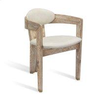 Maryl Dining Chair - Whitewash