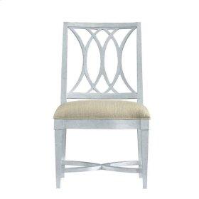Resort Heritage Coast Side Chair in Sea Salt