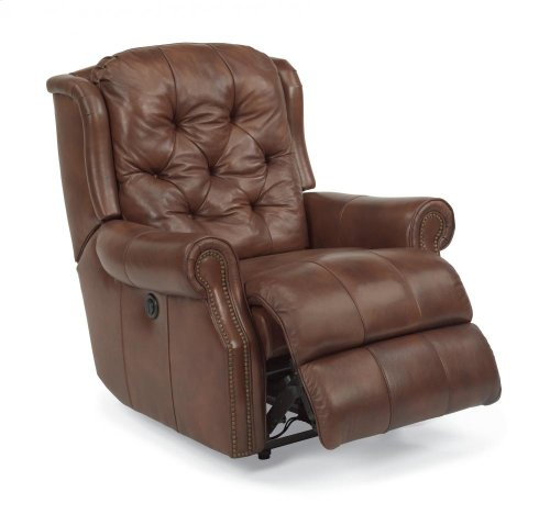 Fairfax Leather or Fabric Power Recliner