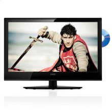 23 inch Class LED High-Definition TV with DVD Player