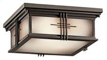 Portman Square 2 Light Flush Mount Olde Bronze®