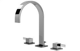 Qubic Tre Widespread Lavatory Faucet
