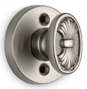 Ornate Round Turnpiece - Solid Brass in MB (MaxBrass® PVD Plated) Product Image