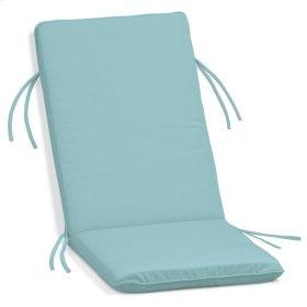 Siena Reclining Armchair Cushion - Canvas Mineral Blue
