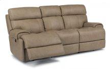 Margot Leather Power Reclining Sofa