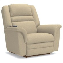 Sequoia PowerReclineXR® Reclina-Rocker® Recliner w/ Two-Motor Massage & Heat